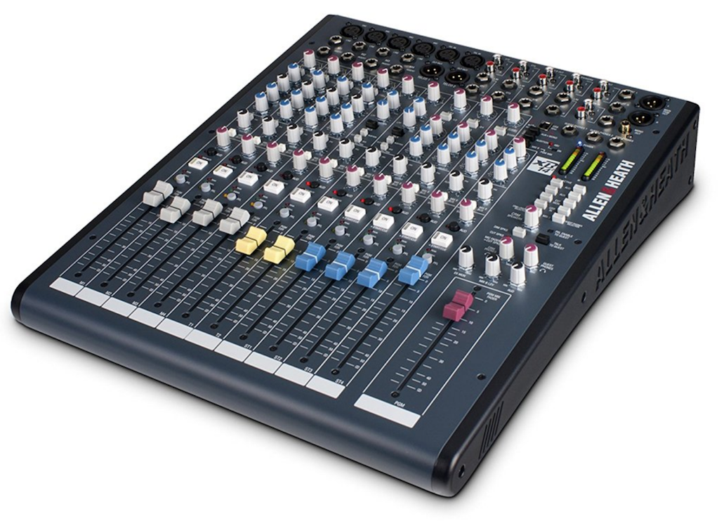 Allen & Heath XB2-14-2