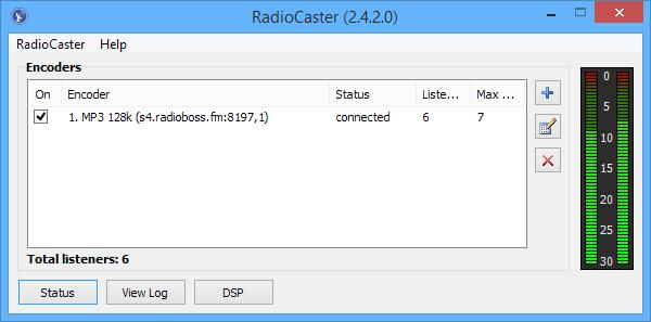 RadioCaster
