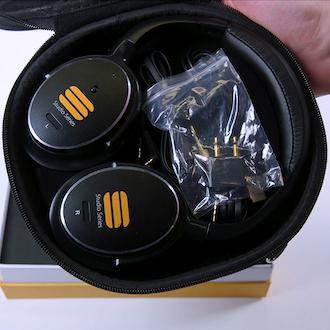 ANX-10 Headphones Overview