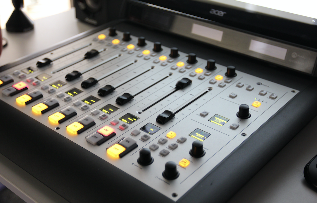 Axia iQ Digital Mixing Desk