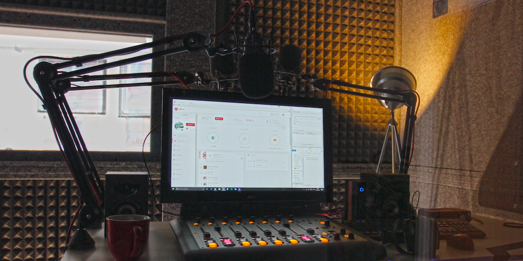 Axia iQ Radio.co Setup