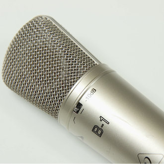 behringer b1 microphone