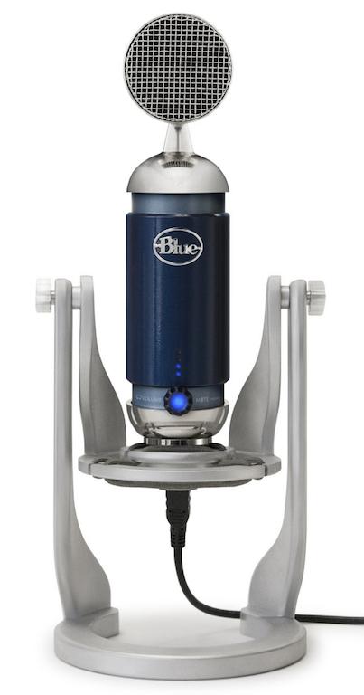 Blue Spark Microphone