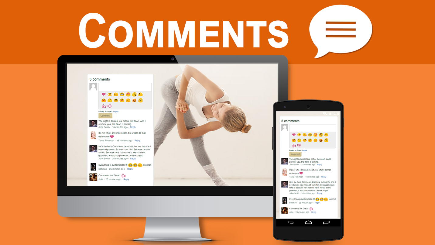 Comments Plus Weebly Addon