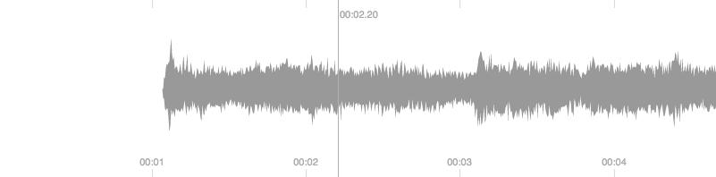 Editing Track Start