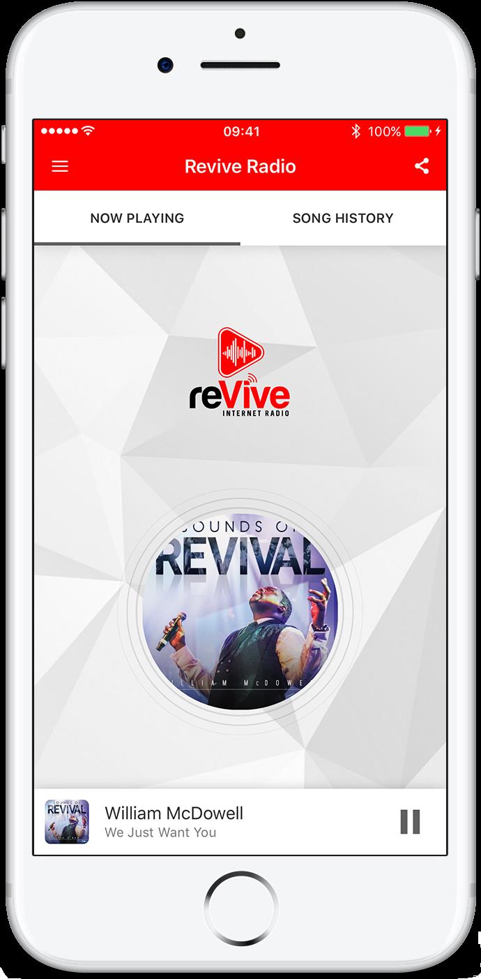 Revive App