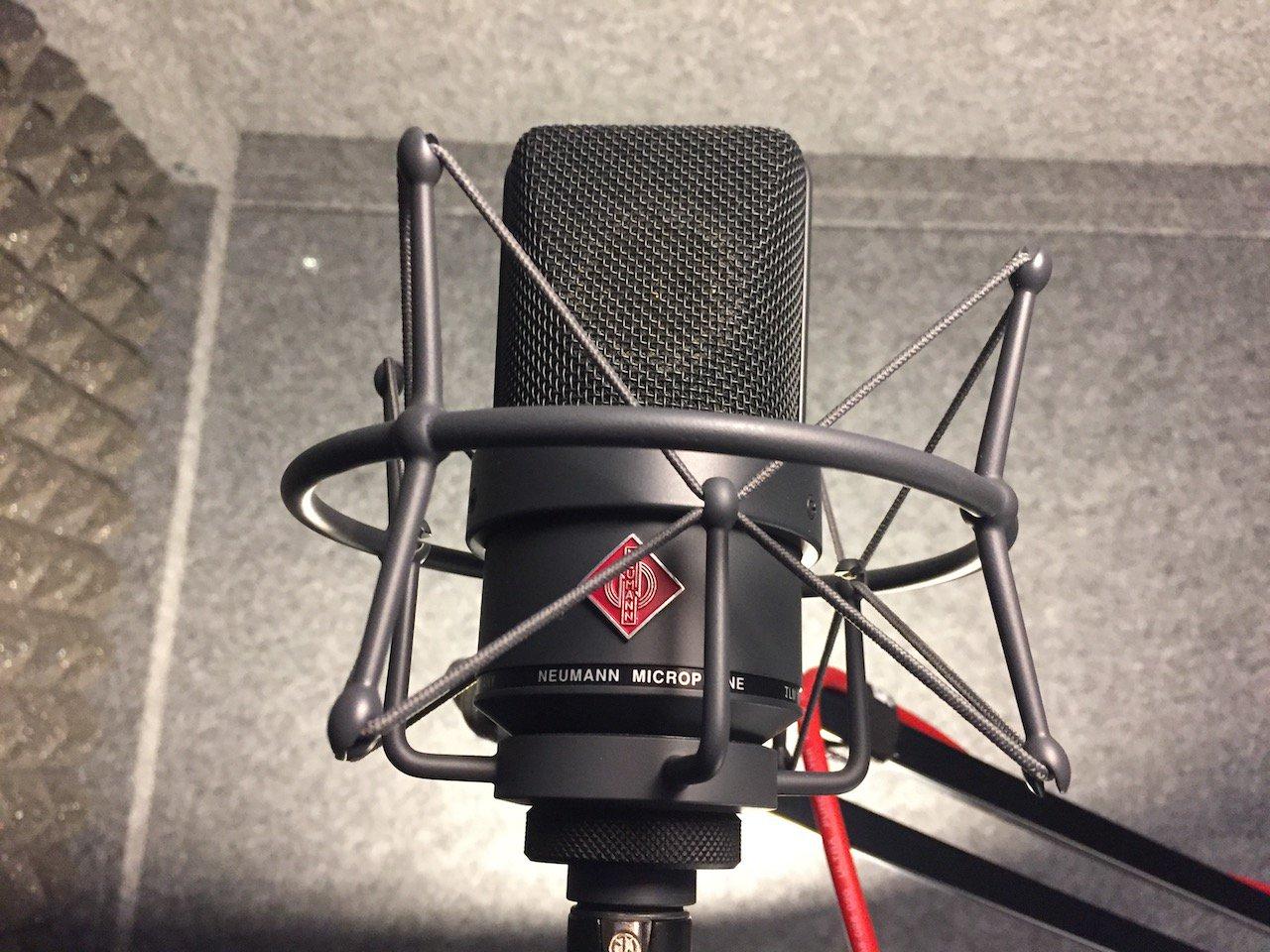 Neumann TLM 103 Microphone (Black Model)