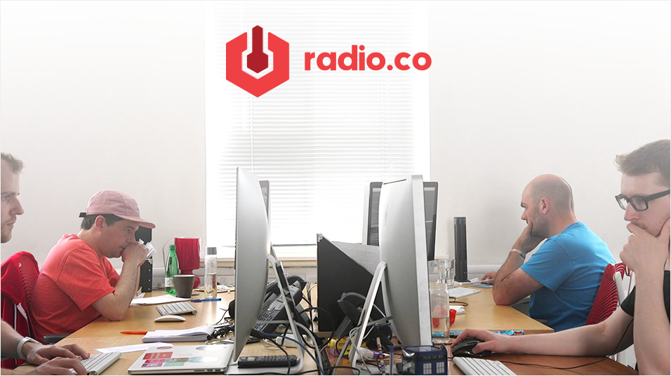 Radio.co offices