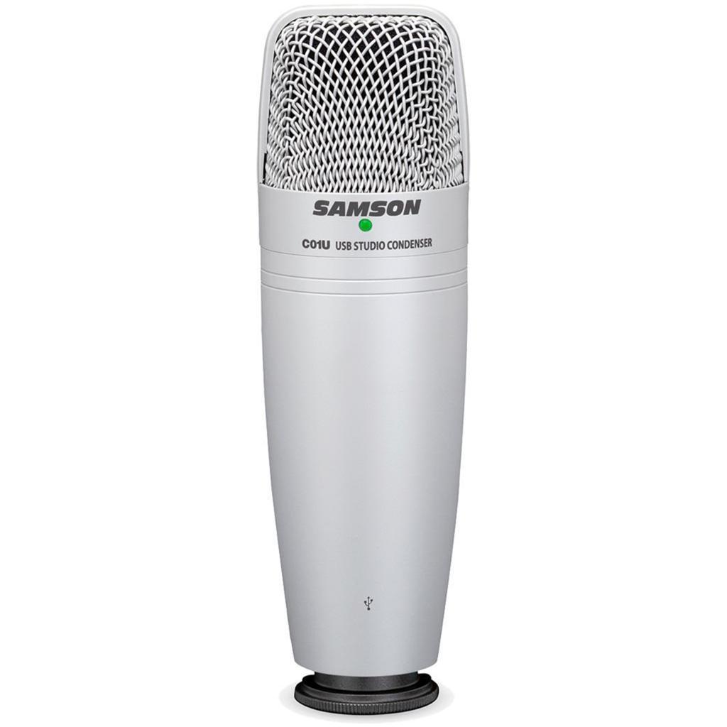 Samson C01U Microphone (Upright)