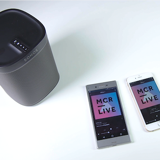 Sonos Mobile Control