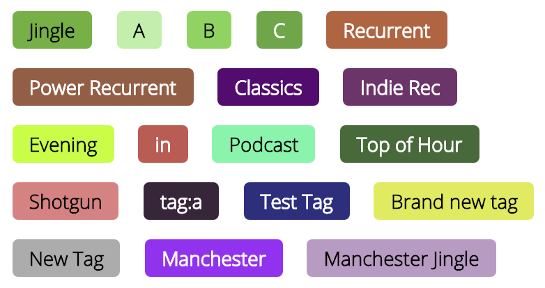 Tags - Organise Your Music