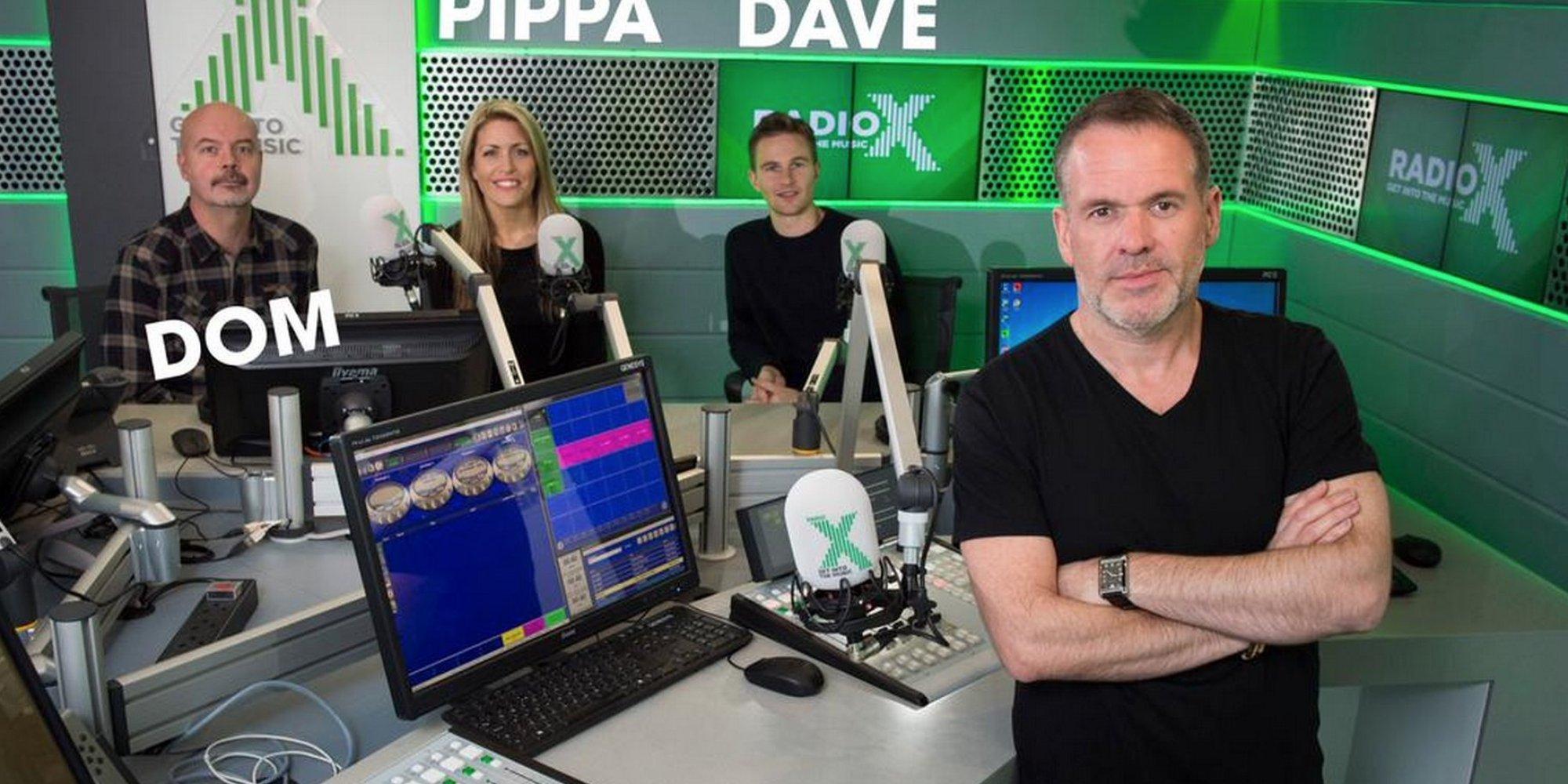 The Chris Moyles Show Team