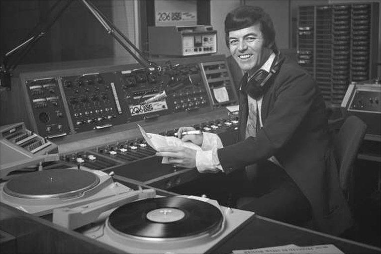 Tony Blackburn 80's DJ