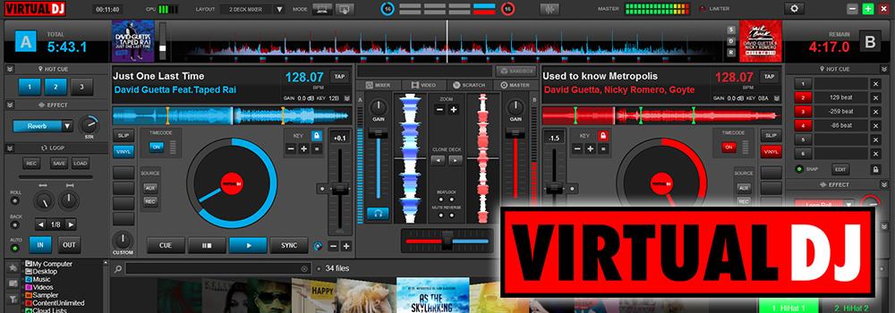 Virtual DJ Radio Automation Software